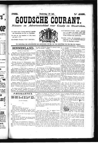 Goudsche Courant 1892-07-28