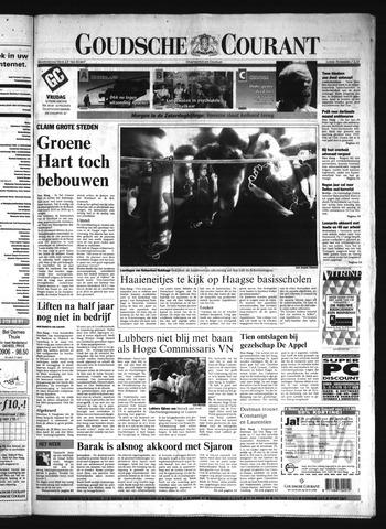 Goudsche Courant 2001-02-16