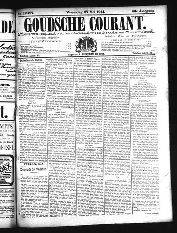 Goudsche Courant 1914-05-27