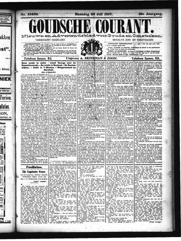 Goudsche Courant 1917-07-23