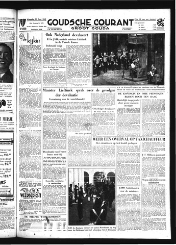 Goudsche Courant 1949-09-21