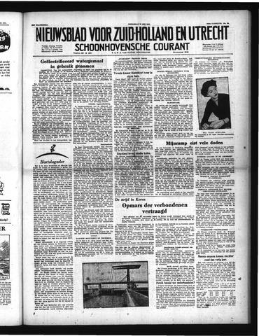 Schoonhovensche Courant 1951-05-30