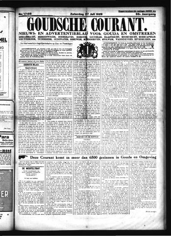 Goudsche Courant 1929-07-27