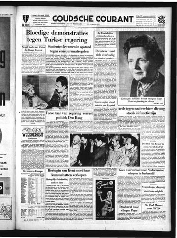 Goudsche Courant 1960-04-29