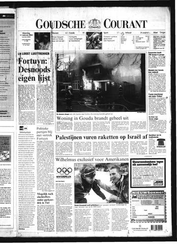 Goudsche Courant 2002-02-11