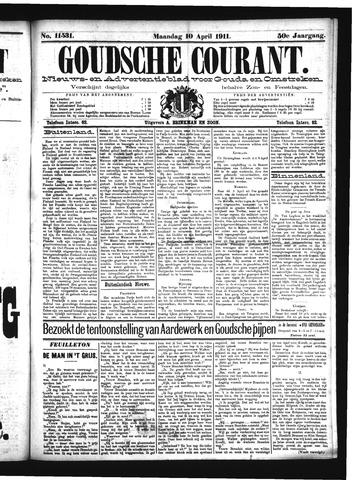 Goudsche Courant 1911-04-10