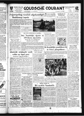 Goudsche Courant 1950-09-27