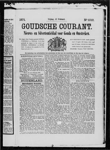 Goudsche Courant 1871-02-17