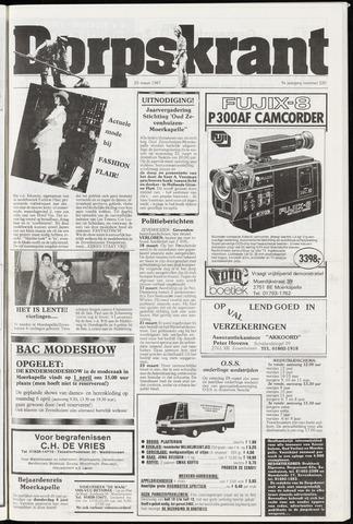 Dorpskrant 1987-03-25