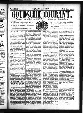 Goudsche Courant 1909-07-23