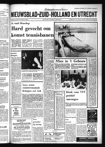 Schoonhovensche Courant 1975-12-24