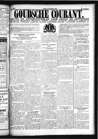 Goudsche Courant 1938-12-09