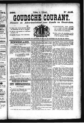 Goudsche Courant 1890-02-14