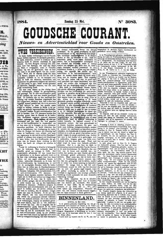 Goudsche Courant 1884-05-25