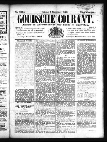 Goudsche Courant 1899-11-03