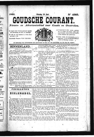 Goudsche Courant 1891-06-30