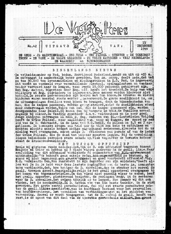 De Vrije Pers 1944-12-19