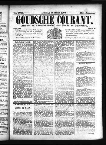 Goudsche Courant 1903-03-17