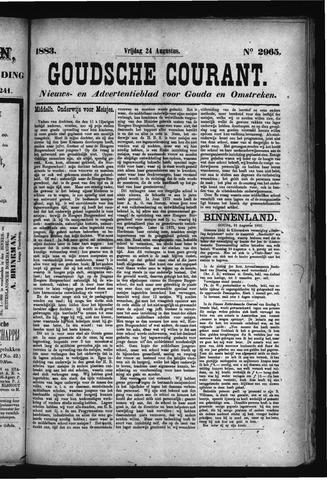 Goudsche Courant 1883-08-24