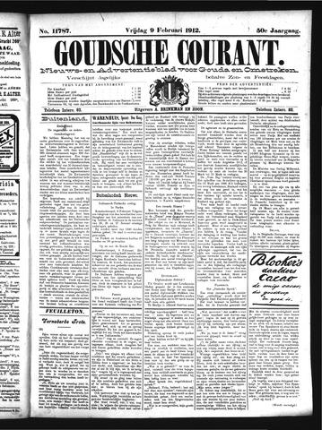 Goudsche Courant 1912-02-09