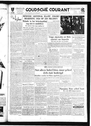 Goudsche Courant 1950-10-20