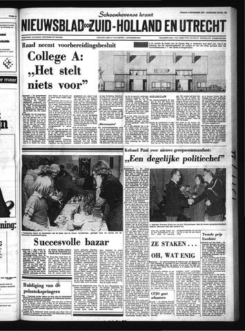 Schoonhovensche Courant 1977-11-04