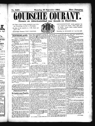 Goudsche Courant 1894-09-10