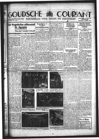 Goudsche Courant 1942-10-29