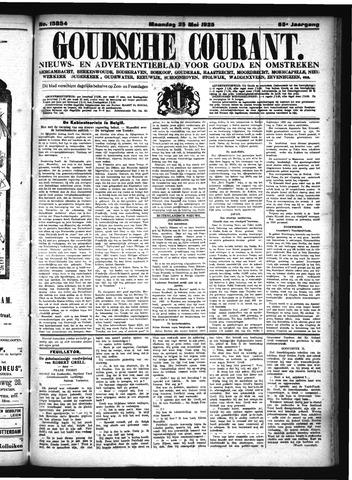 Goudsche Courant 1925-05-25