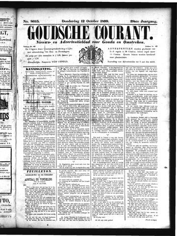 Goudsche Courant 1899-10-12