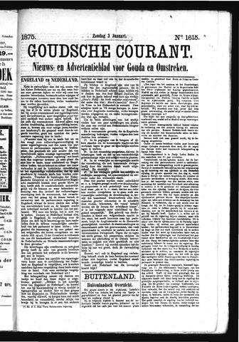 Goudsche Courant 1875-01-03