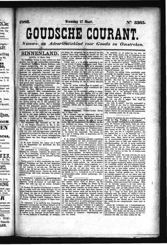 Goudsche Courant 1886-03-17