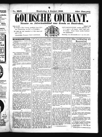 Goudsche Courant 1906-01-04