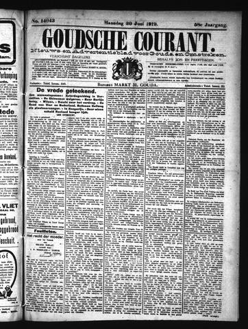 Goudsche Courant 1919-06-30