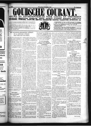 Goudsche Courant 1937-10-20