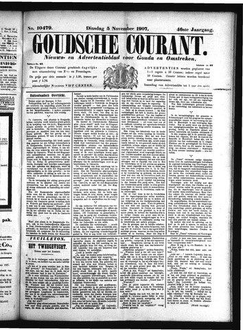 Goudsche Courant 1907-11-05