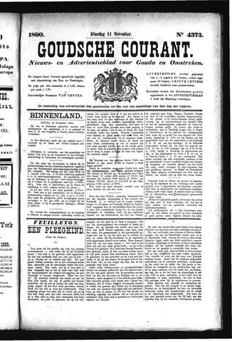 Goudsche Courant 1890-11-11