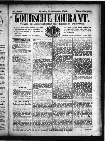 Goudsche Courant 1894-09-25