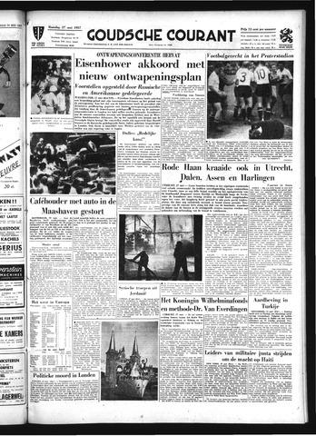 Goudsche Courant 1957-05-27