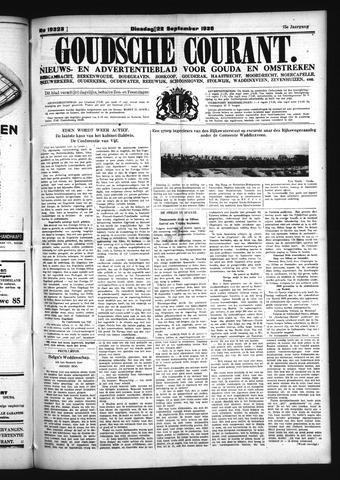 Goudsche Courant 1936-09-22