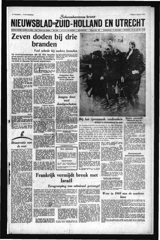 Schoonhovensche Courant 1970