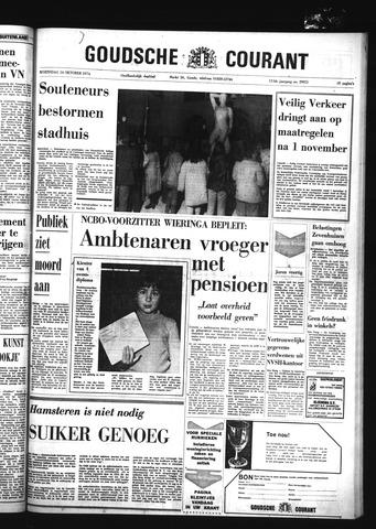 Goudsche Courant 1974-10-16