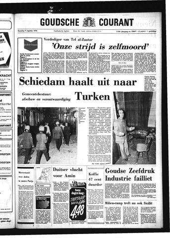 Goudsche Courant 1976-08-09