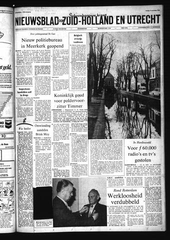 Schoonhovensche Courant 1972-11-10