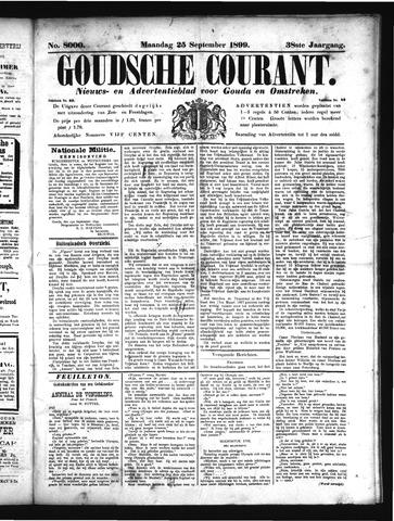 Goudsche Courant 1899-09-25