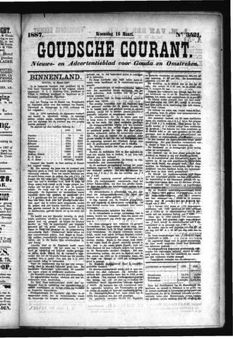 Goudsche Courant 1887-03-16