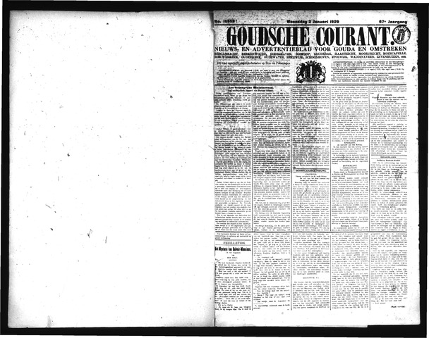 Goudsche Courant 1929-01-02