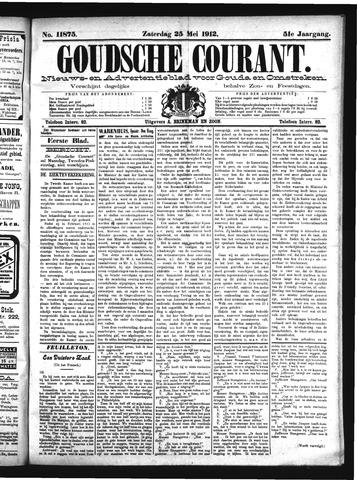 Goudsche Courant 1912-05-25