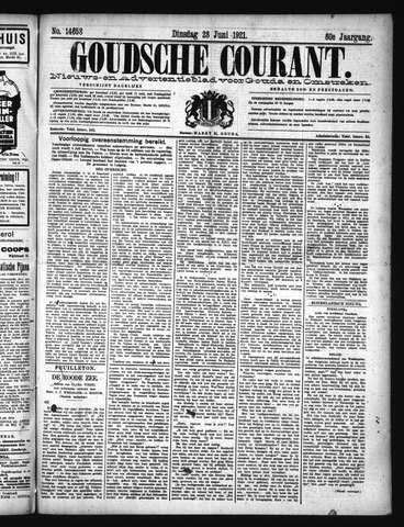 Goudsche Courant 1921-06-28