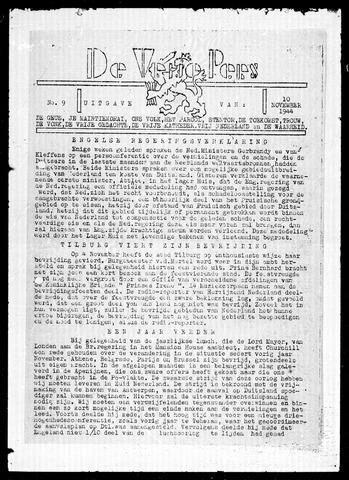 De Vrije Pers 1944-11-10